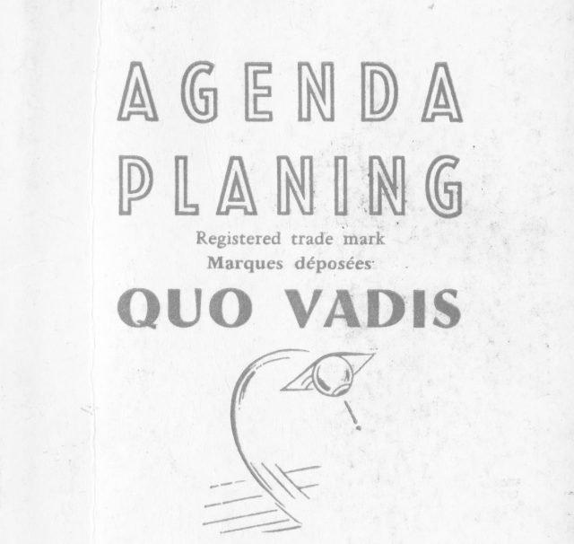 agenda_planing_quo_vadis