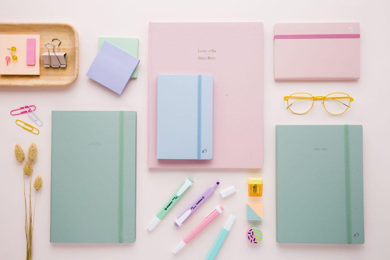 Agenda et notes Quo Vadis – Pastel